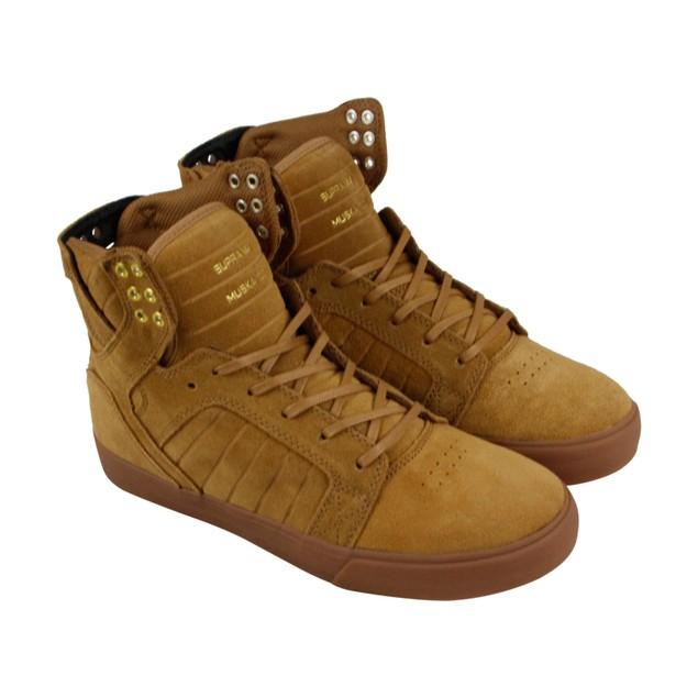 Supra Mens Skytop Athletic Shoes