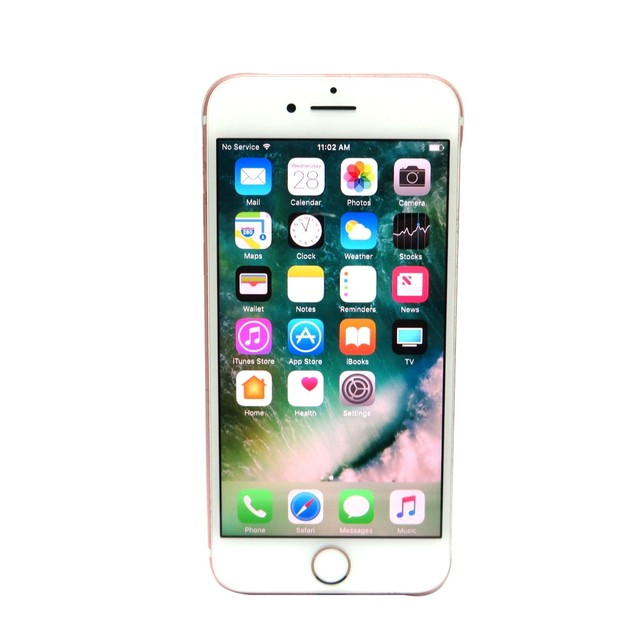"""Apple iPhone 7 32GB 4.7"""" 4G LTE AT&T,Rose Gold (Refubished)"""