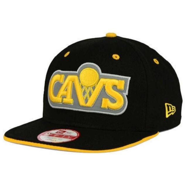 "Cleveland Cavaliers NBA New Era 9Fifty ""Re Flipper"" Snapback Hat"