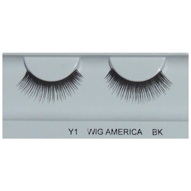 Wig America Premium False Eyelashes wig564, 5 Pairs