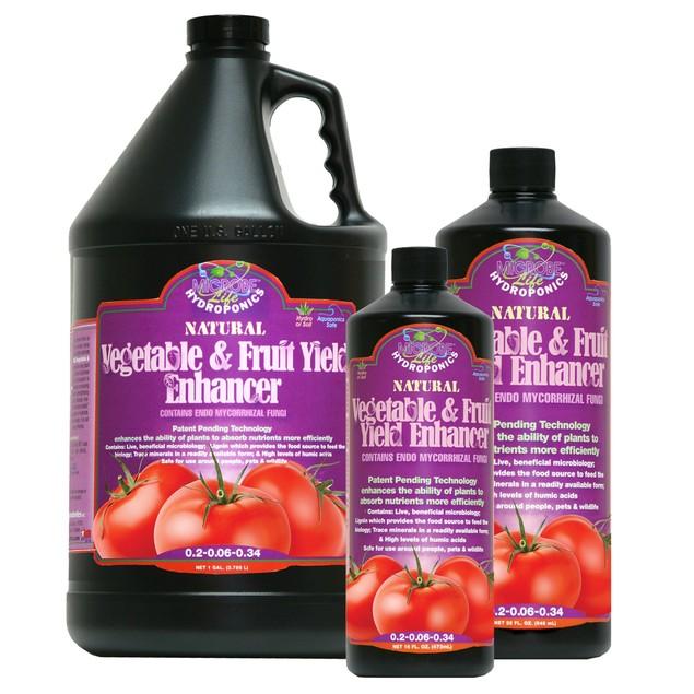 Microbe Life Microbe Life Vegetable & Fruit Yield Enhancer, 1 qt