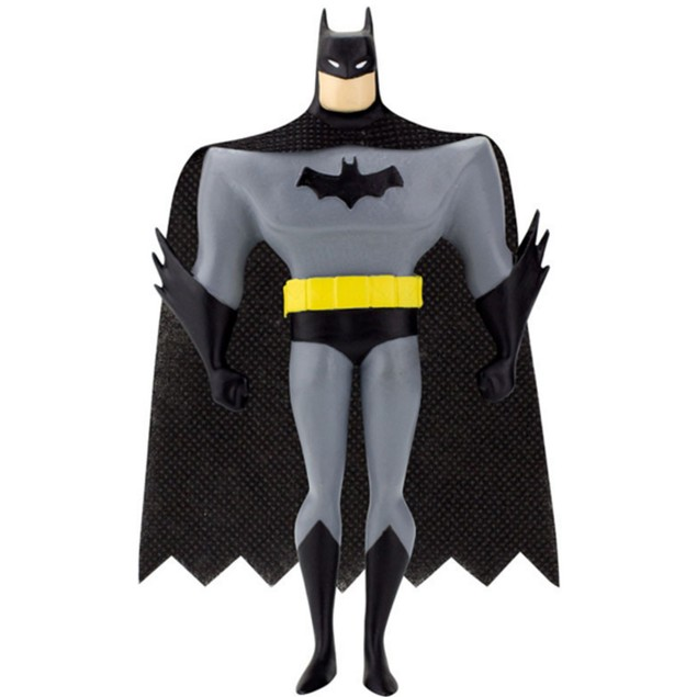 "New Batman Adventures Bendable Figure Batman DC Super Hero 5.5"" Bruce Wayne"