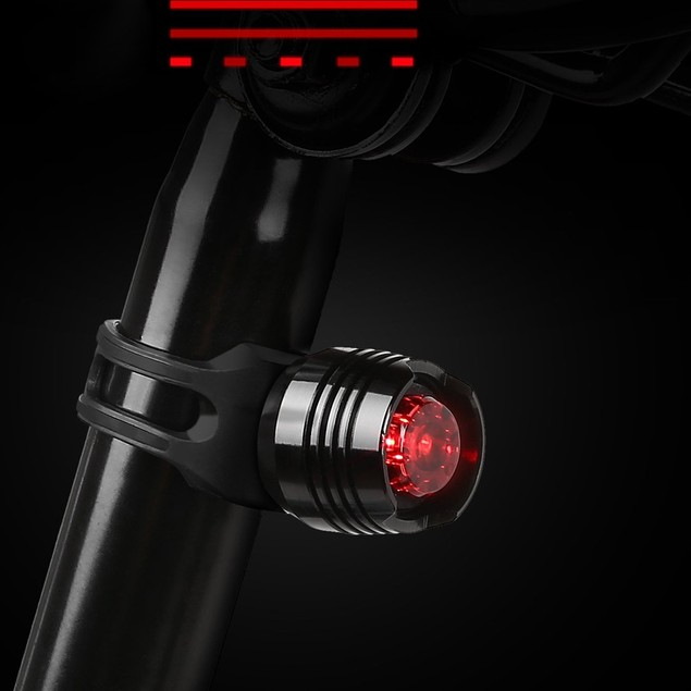 Super Bright Bike Headlights And Taillights LED Waterproof Suits