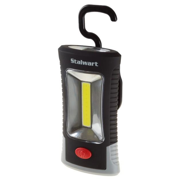 Stalwart Compact Flashlight 3 Watt COB