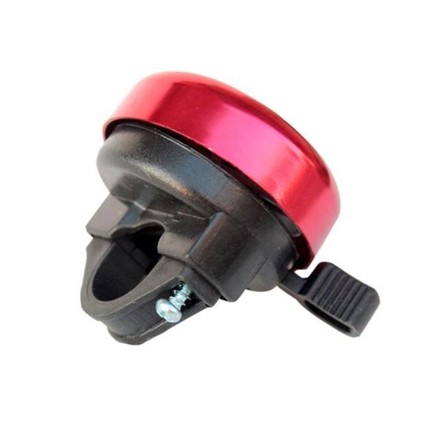 Bicycle Bell Heart Alarm Bike Metal Handlebar Horn