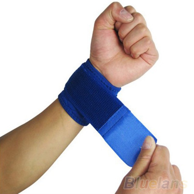 Sport Wristband Wrist Brace Support Strap