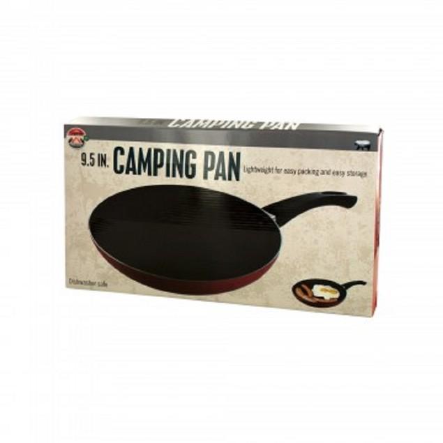 "9.5"" Metal Camping Pan"