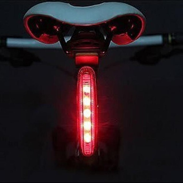 5 LED Bicycle Taillights