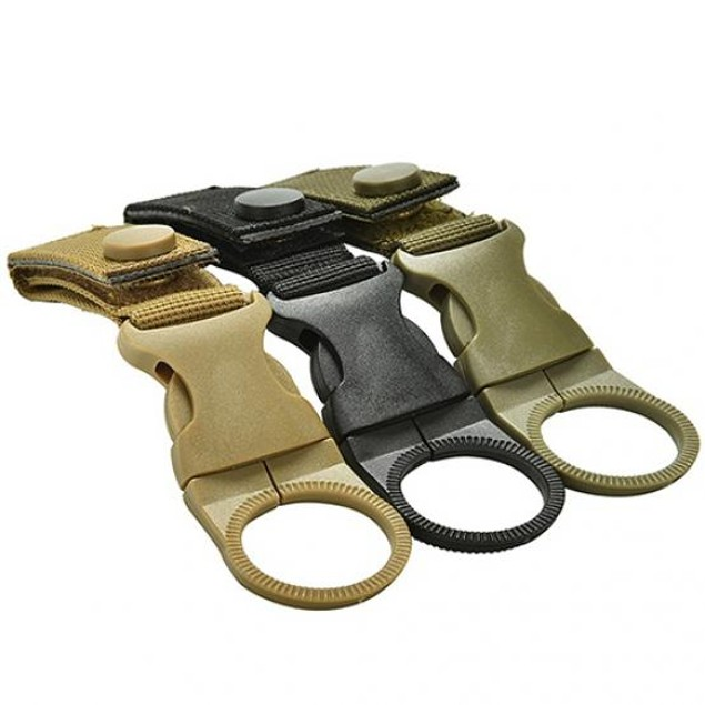 Outdoor Military Nylon Key Hook Hanging Belt Clip Kits