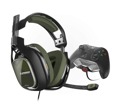 Logitech Astro A40 TR Gaming Headset + MixAmp M80 for Xbox One/PC/Mac Was: $199.99 Now: $139.99.