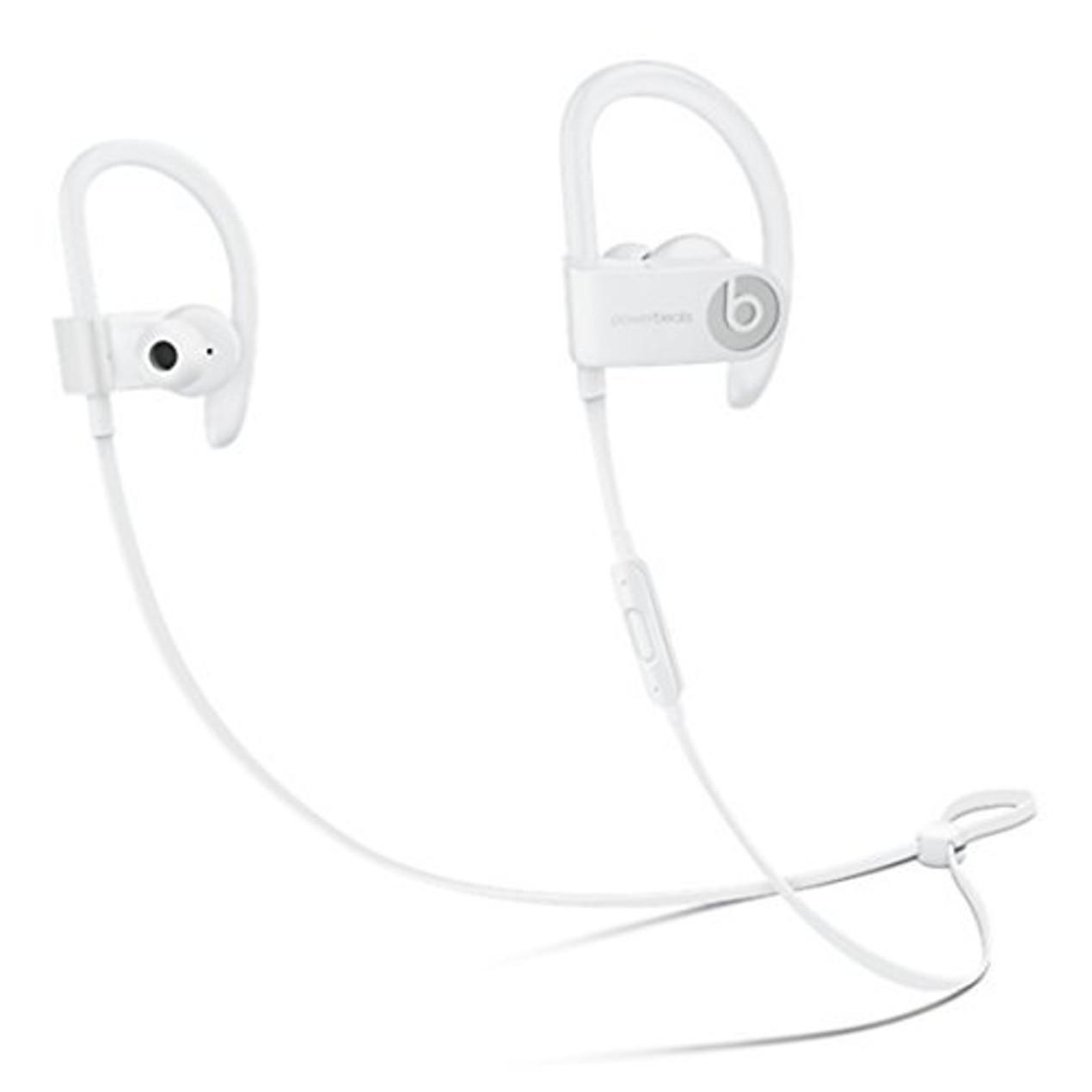 58dd25279cf Apple Beats by Dr. Dre Powerbeats3 Wireless In-Ear Headphones - White ...