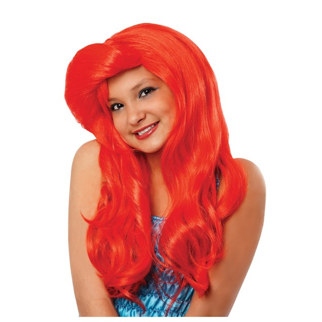 Ariel Mermaid Child Wig