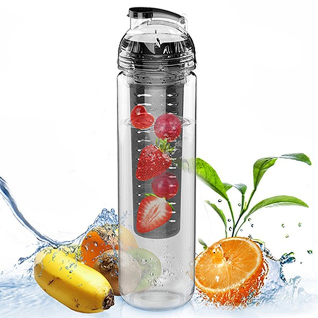 800ml Creative Sport Fruit Juice Bottle