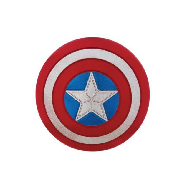 "Captain America 6"" Plush Shield"