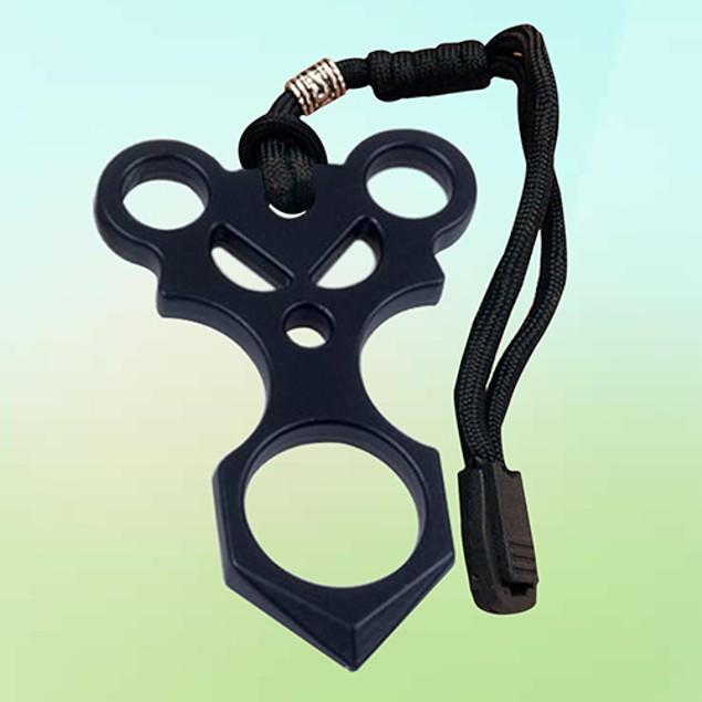 Keychain Key Ring Self Defense Emergency Survival Outdoor Pocket Tool