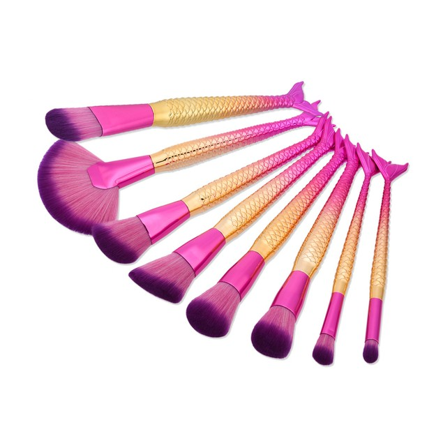 8PCS Make up Brushes Set Makeup Foundation Powder Blusher Face Brush 184