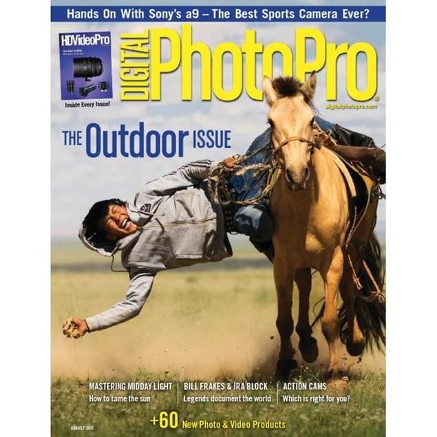 Digital Photo Pro Magazine Subscription