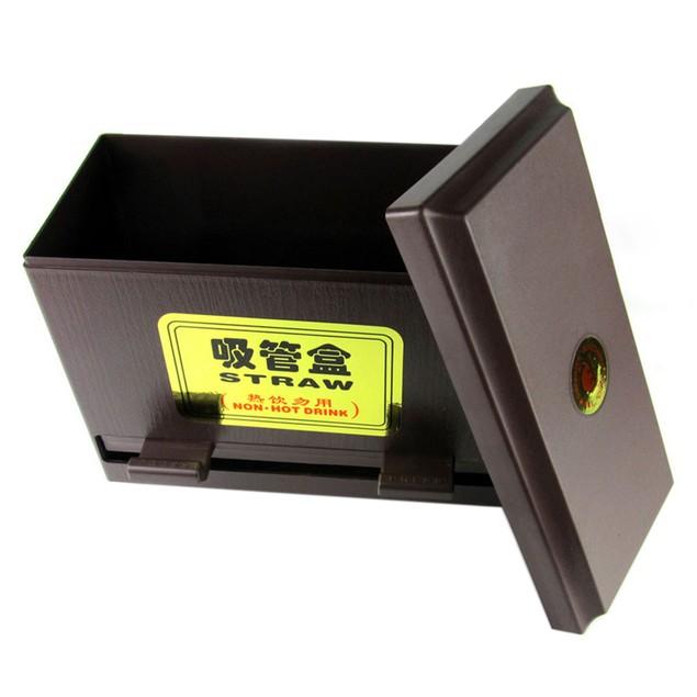Straw Box 0.5 to 1.2 cm Bubble Tea KFC Milk Tea Bar