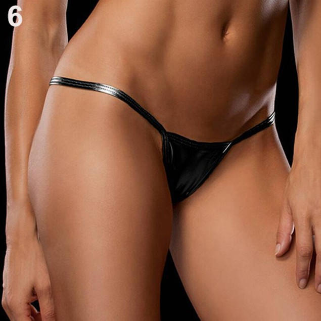 Women Sexy V-string G-string Lingerie Knickers