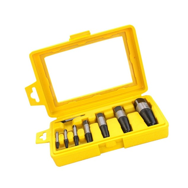 Screw Extractor Set, 8PCS