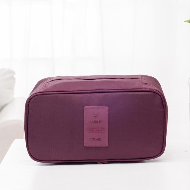 Travel Multi-Function Underwear Bag Bra Storage Bag