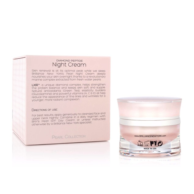 Pearl Collection Night Cream 30ml