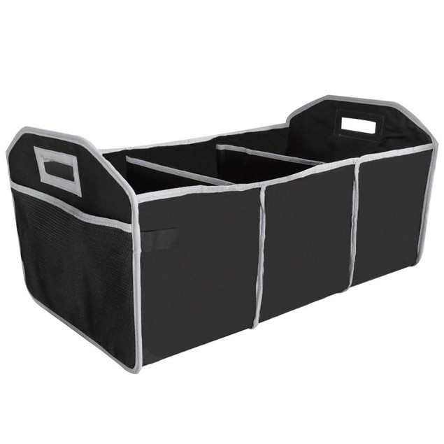 Trunk Organizer, Collapsible & Portable, Vehicle Storage