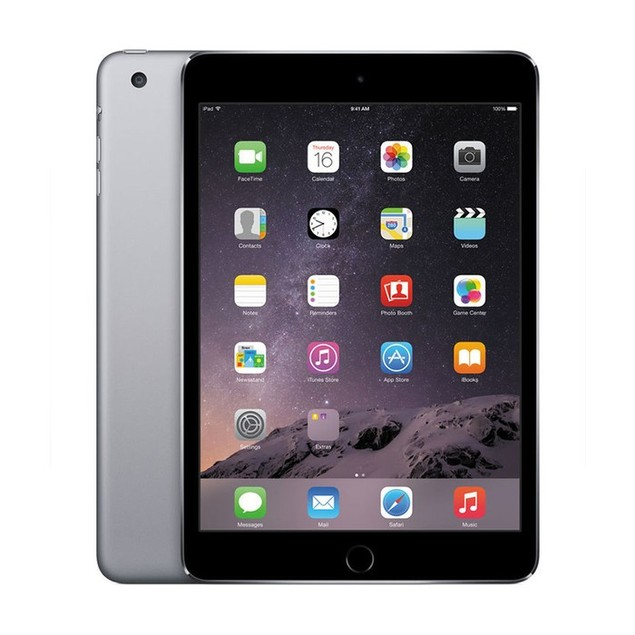 Apple iPad Air 2 MGL12LL/A (16GB, WiFi, Space Gray) - Grade A