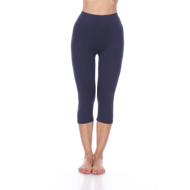 Super Soft Capri Leggings - 3 Colors
