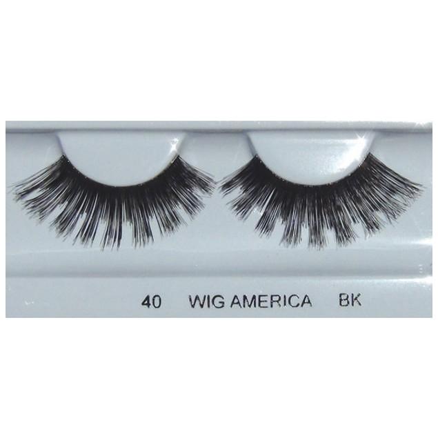 Wig America Premium False Eyelashes wig490, 5 Pairs