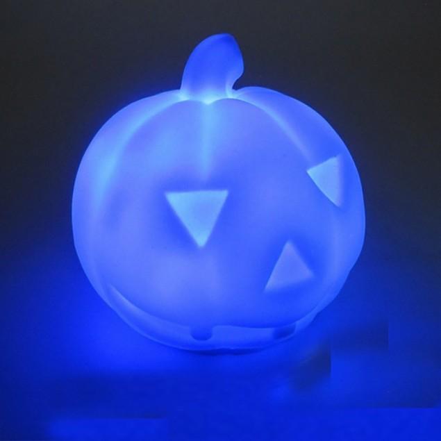 Hallowmas  Pumpkin Color Changing LED Light Lamp Home Decoration