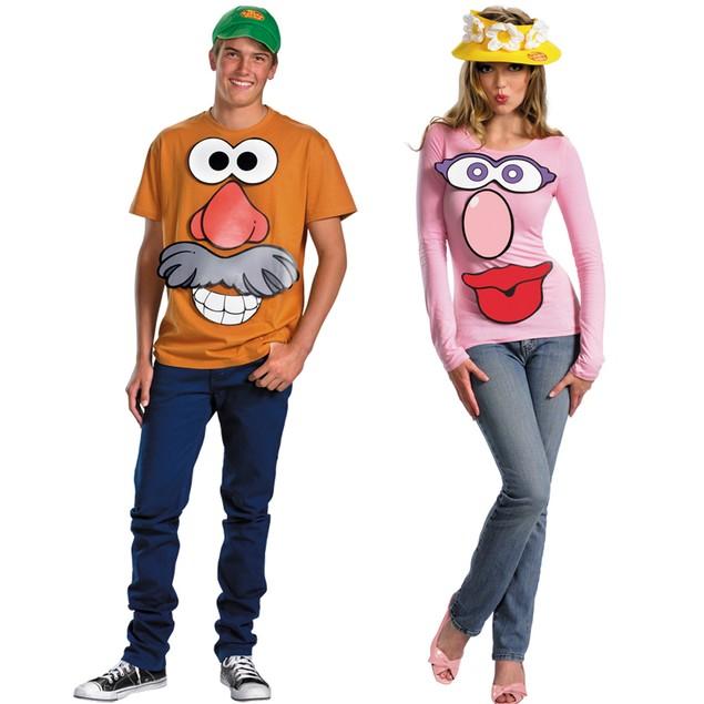Mr. and/or Mrs. Potato Head Costume Kit