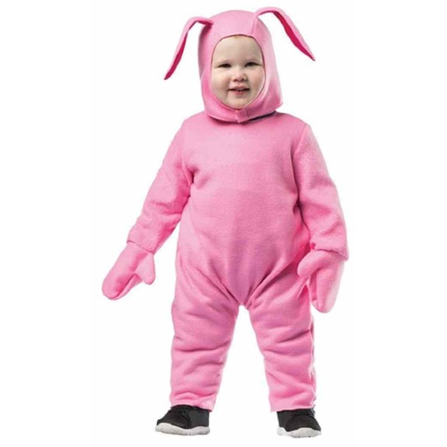 A Christmas Story Ralphie's Toddler Bunny Suit Costume
