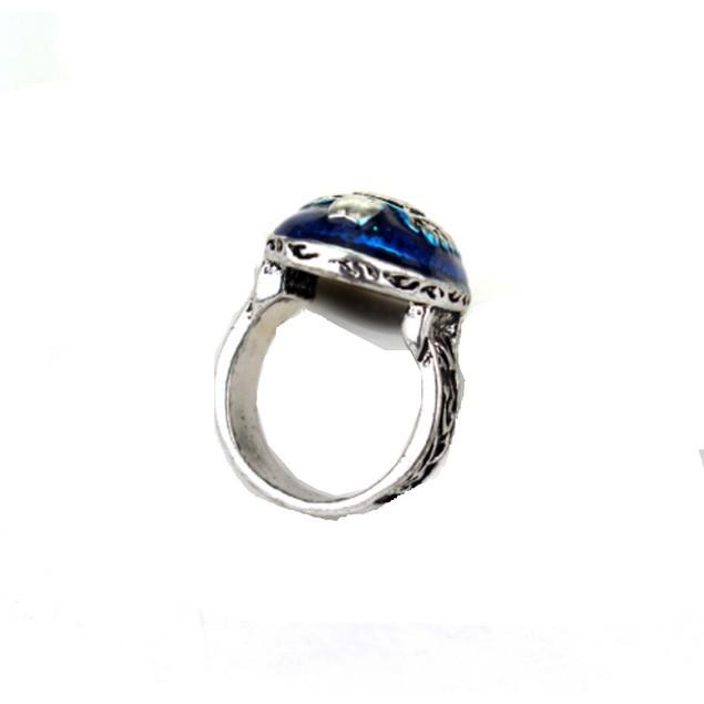 Stefan Salvatore Daylight Family Crest S Ring