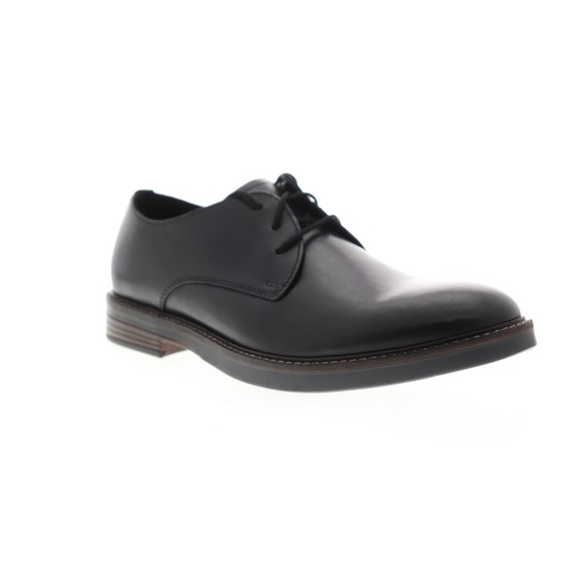 Clarks Mens Paulson Plain Dress Shoes