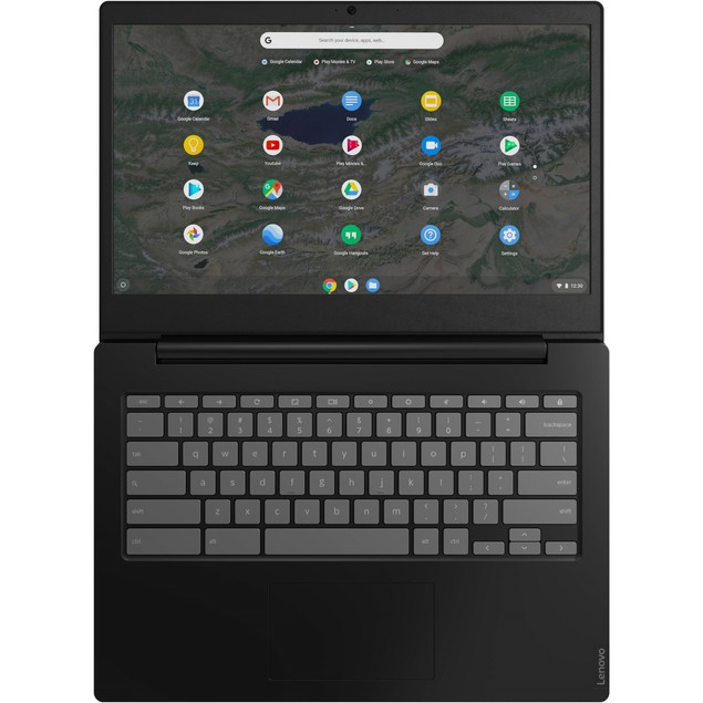 "Lenovo Chromebook S340 14"" 64GB,Onyx Black(Certified Refurbished)"