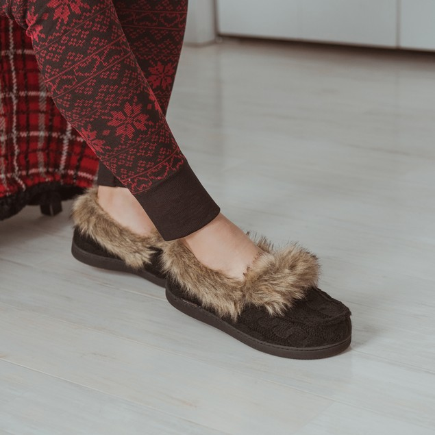 MUK LUKS ® Women's Kerry Moccasin Slippers