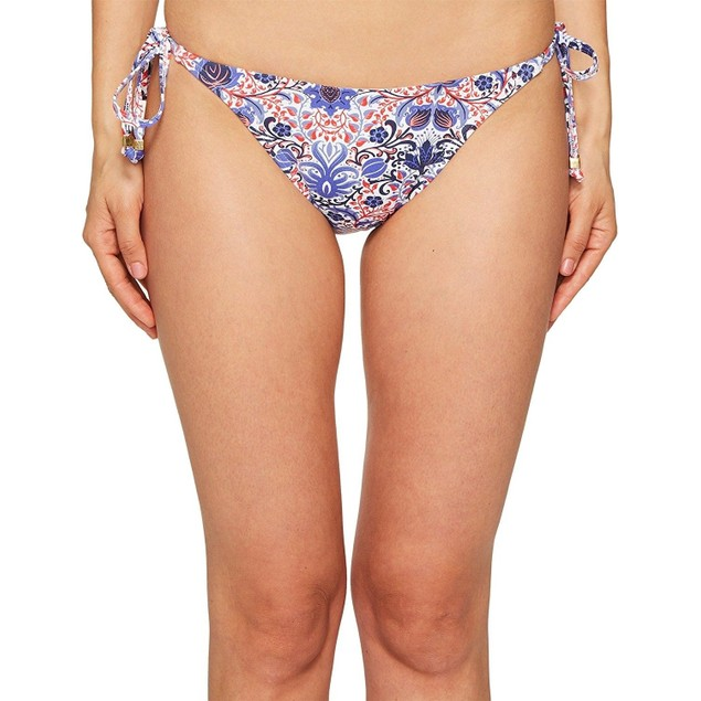 Letarte Womens Tie Side Bikini Bottoms SIZE MEDIUM