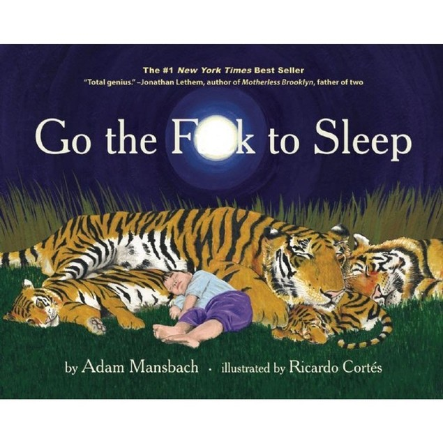 Go The F*ck to Sleep, More Humor by Perseus Distribution