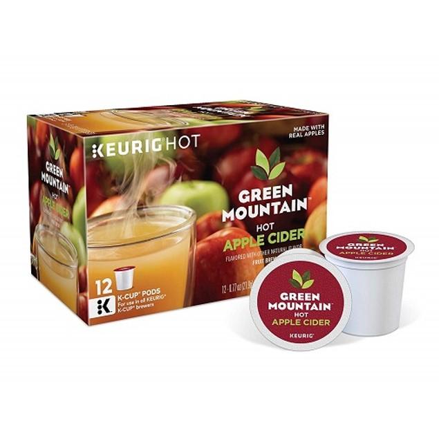 Green Mountain Naturals Hot Apple Cider Keurig K-Cups