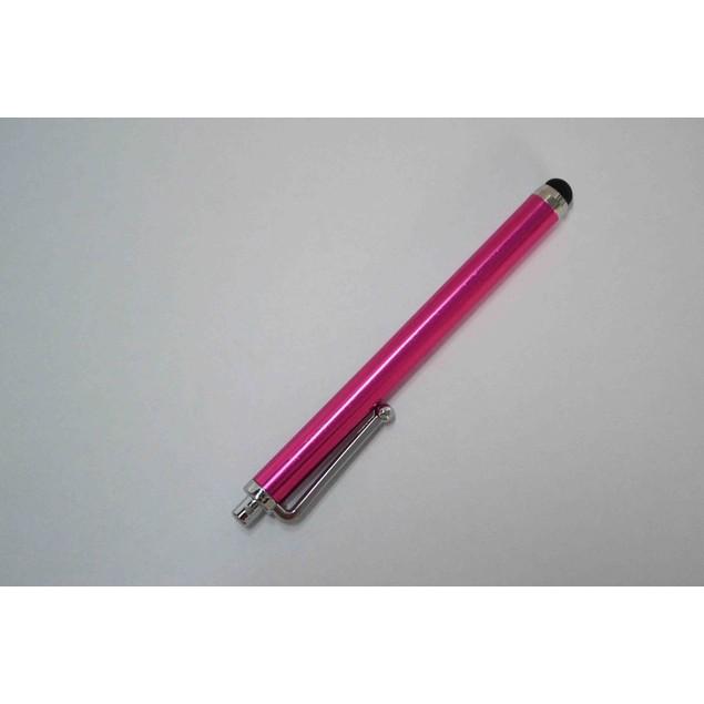 Pink Aluminum Universal Sensitive Stylus Touch screen Pen