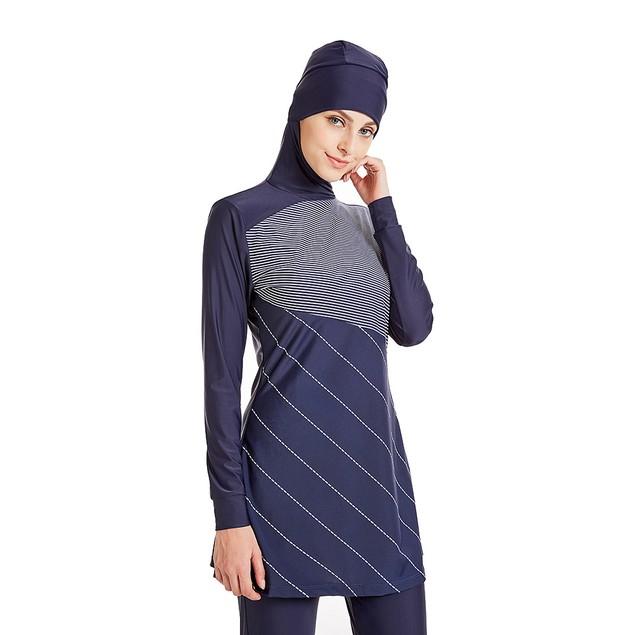 Muslim Swimwear  islamic women with hijab #17110201