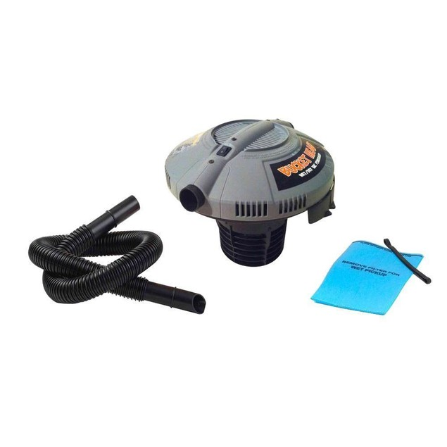 Head Wet Dry Vac Portable Pro Industrial Vacuum Cleaner