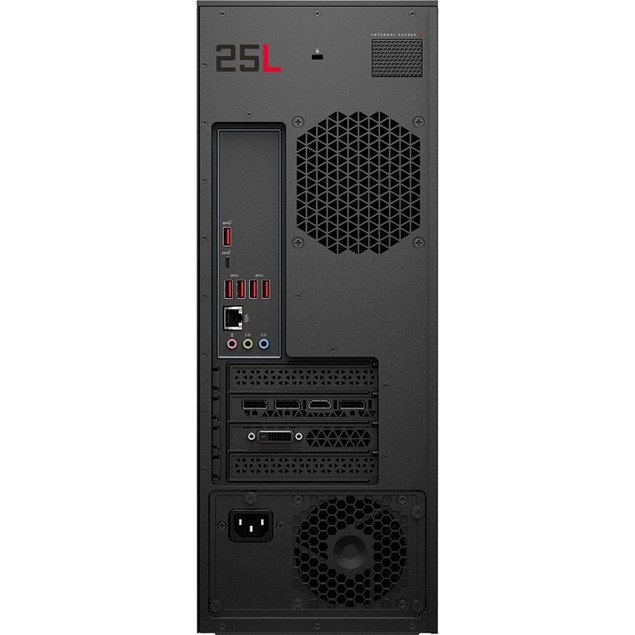 HP OMEN Obelisk 875-0024 Intel Core i7-8700 X6 3.2GHz 16GB 2TB+256GB Win10