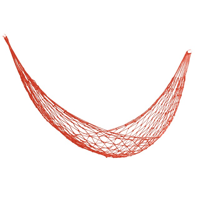 Nylon Mesh Hammock - 3 Colors