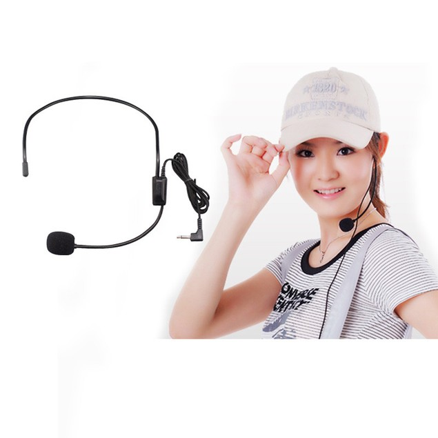 Educational lectures Headset Microphone Headset Amplifiers