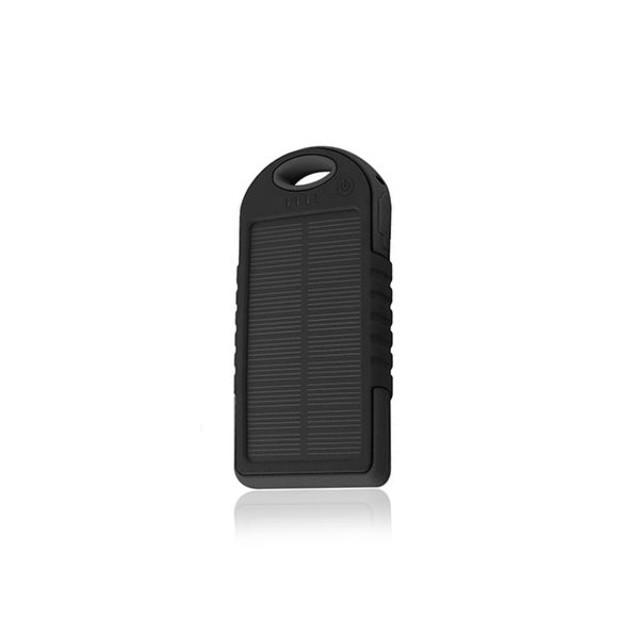 Universal Solar USB 5000mAh Portable Charger