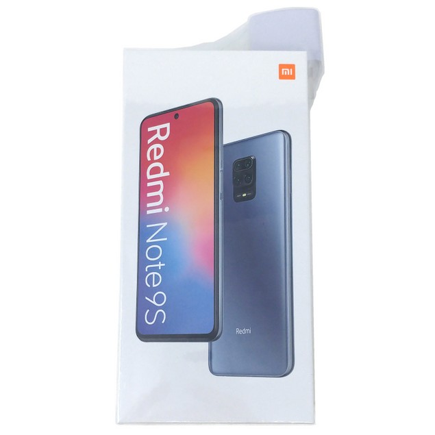 Xiaomi Redmi Note 9S 128GB GSM Only 6GB RAM Phone - Interstellar Gray