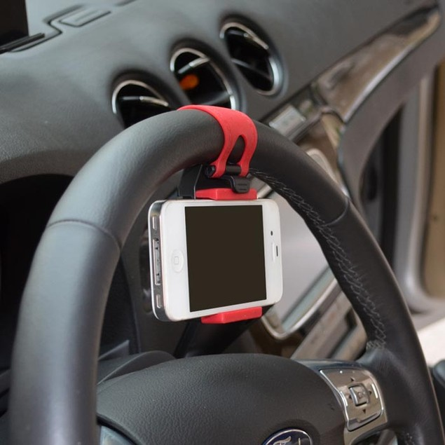 New Car Steering wheel Universal Mount Holder Stand for Cell Phone GPS