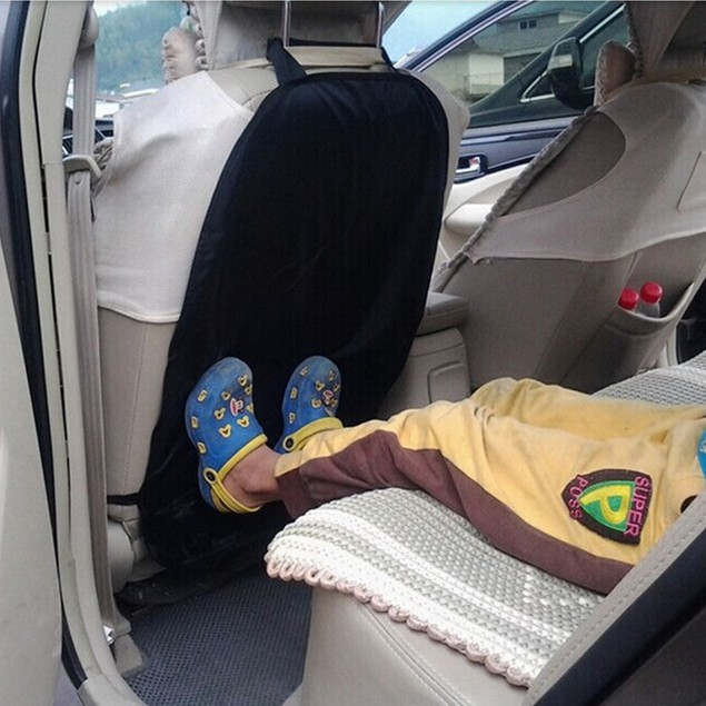 Anti-Kick And Anti-Dirty Protective Pad For Car Child Seat